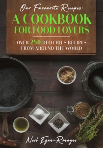 A Cookbook for Food Lovers